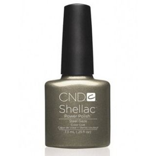 CND Shellac Steel Gaze Гель-лак