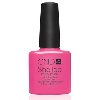CND Shellac Hot Pop Pink Гель-лак