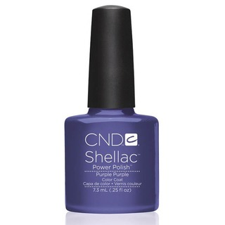 Shellac CND Purple Purple Гель-лак