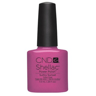 Гель-лак CND Shellac Sultry Sunset 7,3 мл.