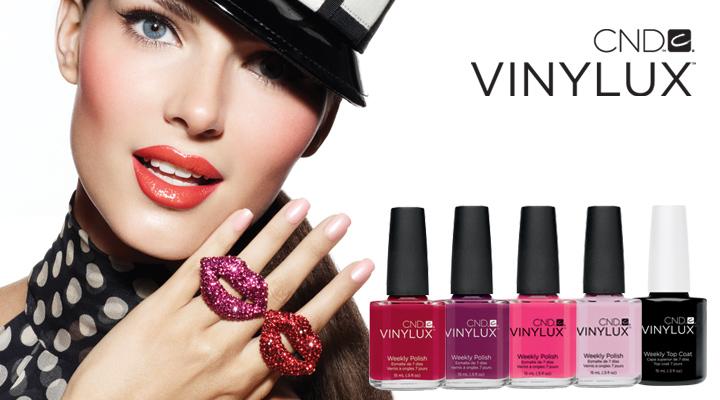Лак для ногтей Vinylux